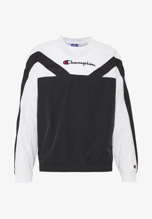 ROCHESTER ATHLEISURE - Collegepaita - black/white