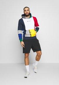 Champion - ROCHESTER TEAM HOODED - veste en sweat zippée - red - 1