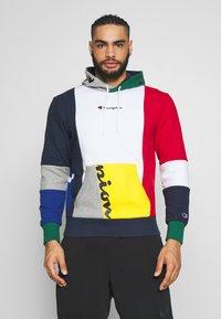 Champion - ROCHESTER TEAM HOODED - veste en sweat zippée - red - 0