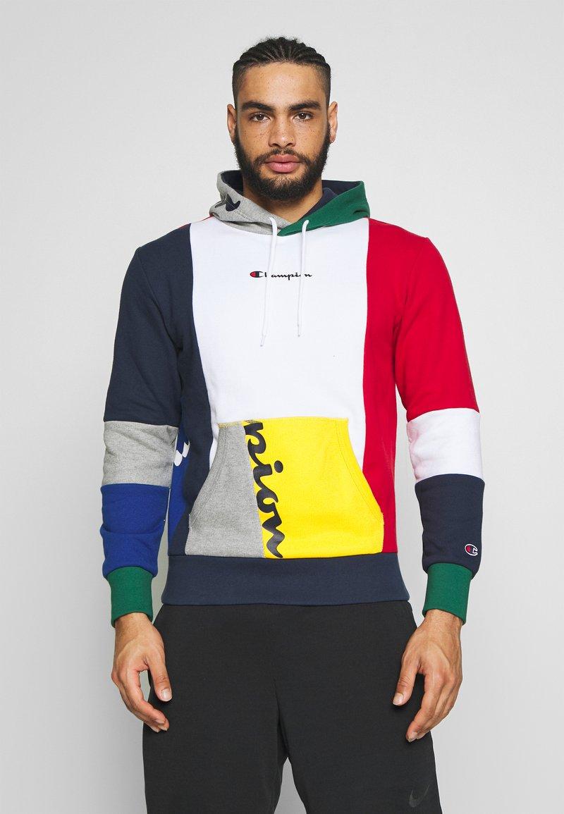 Champion - ROCHESTER TEAM HOODED - veste en sweat zippée - red