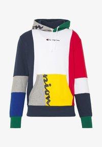 Champion - ROCHESTER TEAM HOODED - veste en sweat zippée - red - 5