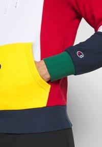 Champion - ROCHESTER TEAM HOODED - veste en sweat zippée - red - 6