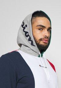 Champion - ROCHESTER TEAM HOODED - veste en sweat zippée - red - 4