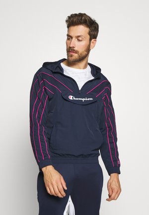 ROCHESTER ATHLEISURE HALF ZIP - Treningsjakke - dark blue