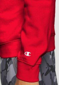 Champion - LEGACY CREWNECK - Sweatshirt - red - 5