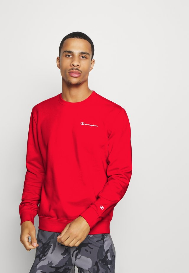LEGACY CREWNECK - Sweatshirt - red