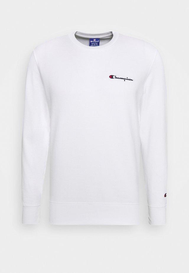 ROCHESTER CREWNECK - Sweatshirt - white