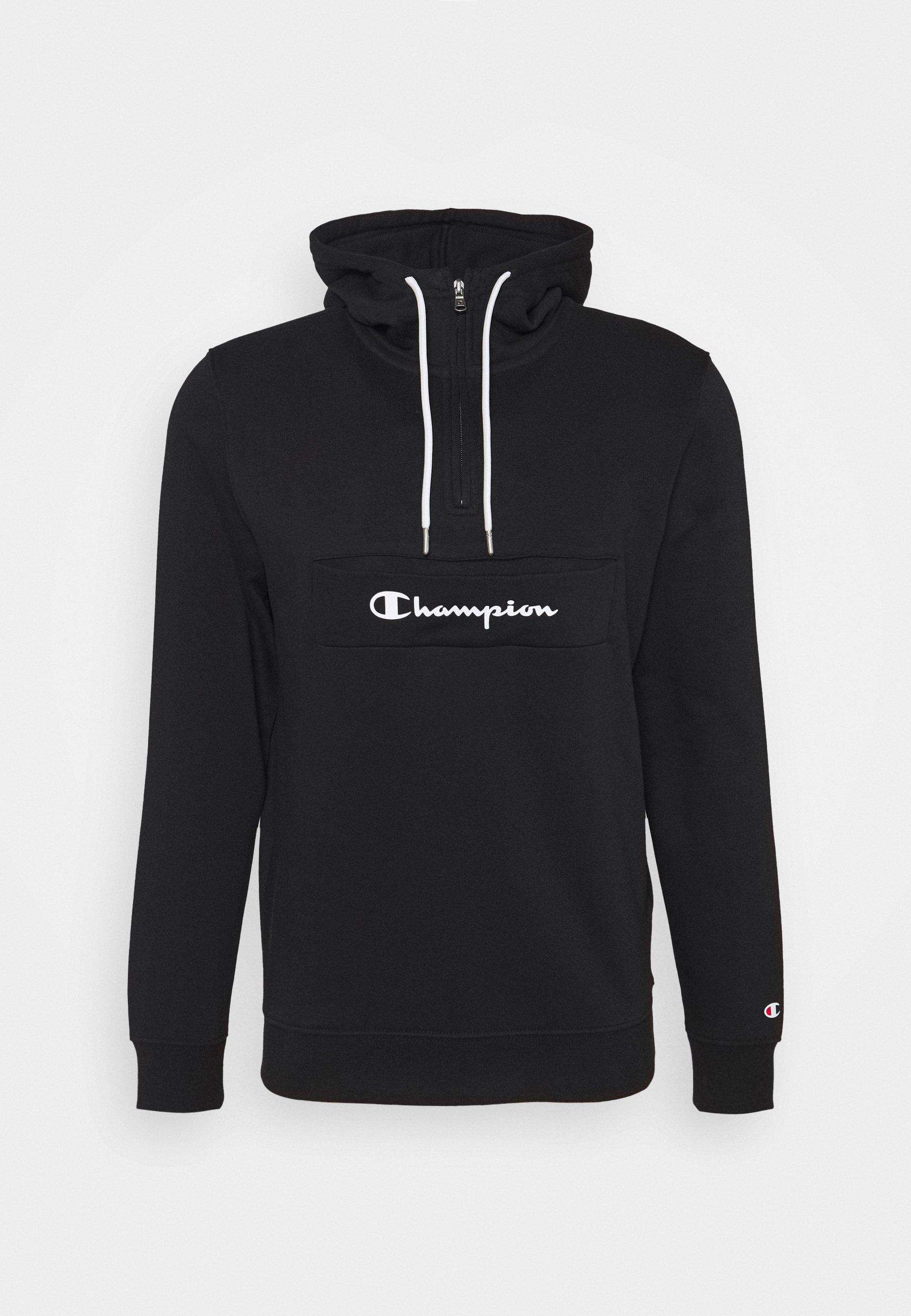 Champion LEGACY - Hættetrøjer - black