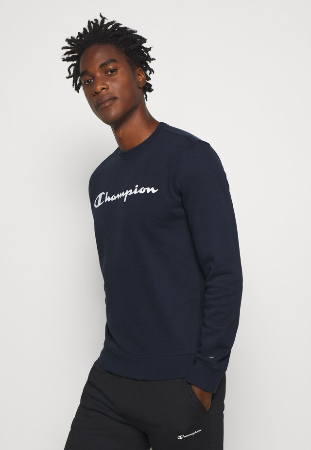 LEGACY CREWNECK - Sweatshirt - dark blue