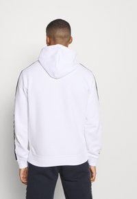Champion - LEGACY TAPE HOODED - Hoodie - white - 2