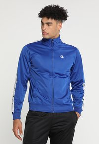 Champion - TRACKSUIT - Tuta - blue/ black - 0