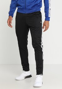 Champion - TRACKSUIT - Tuta - blue/ black - 3