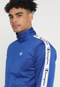 Champion - TRACKSUIT - Tuta - blue/ black - 5