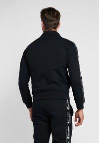 Champion - FULL ZIP SUIT - Trainingsanzug - black - 2