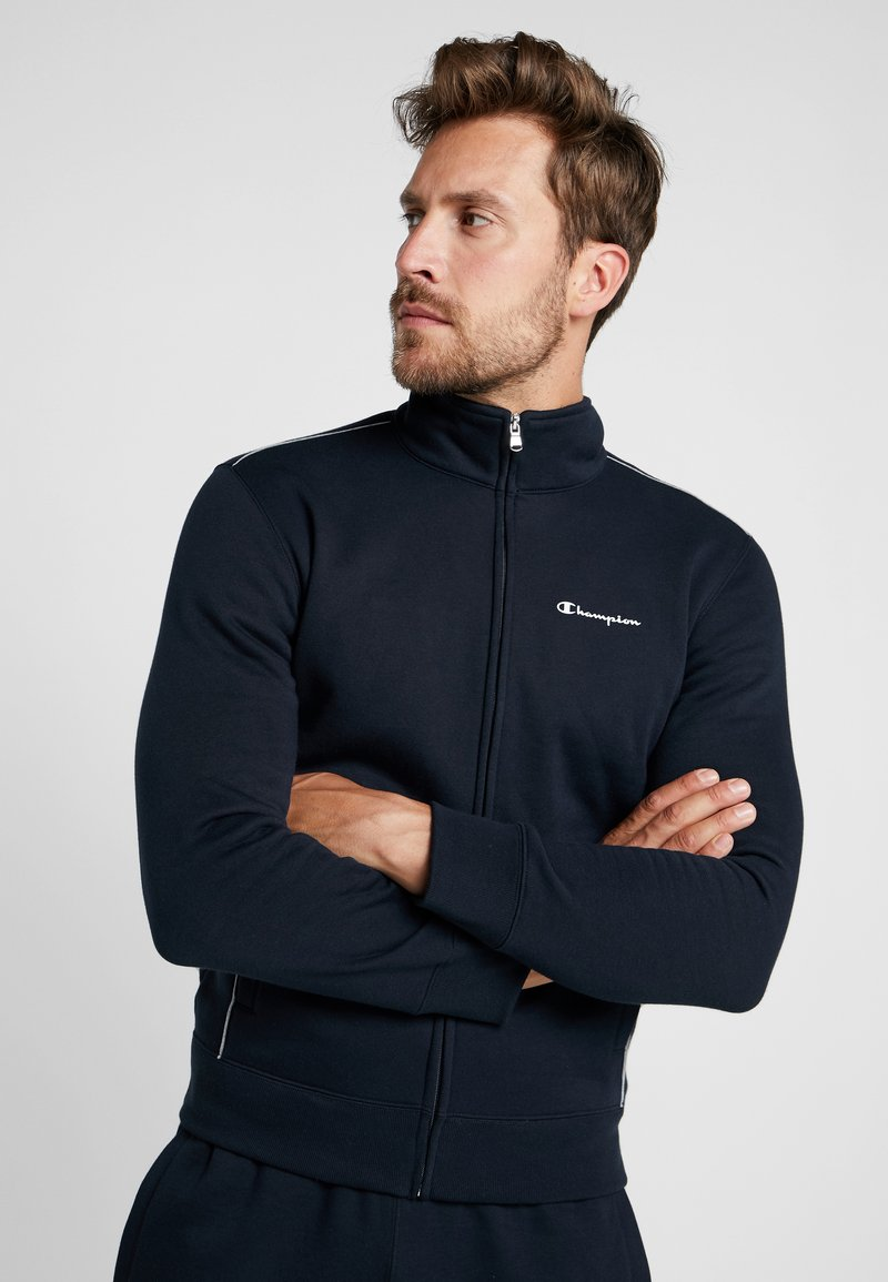 Champion - FULL ZIP SUIT - Trainingsanzug - navy