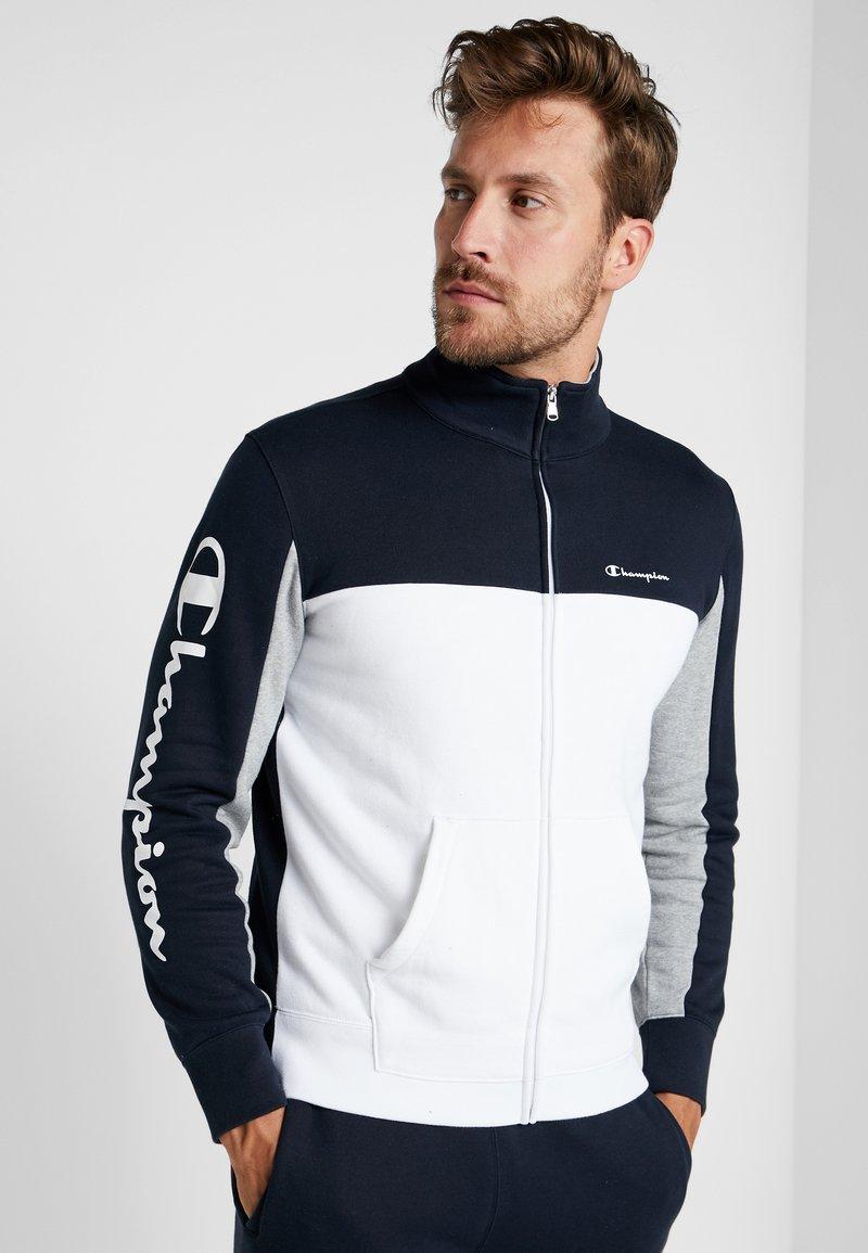 Champion - FULL ZIP SUIT - Træningssæt - white