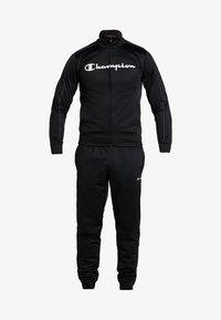 Champion - TRACKSUIT - Træningssæt - black - 7