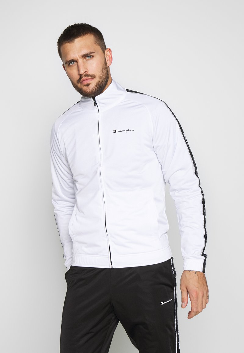 Champion - TRACKSUIT TAPE - Chándal - white