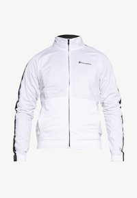 Champion - TRACKSUIT TAPE - Chándal - white - 6