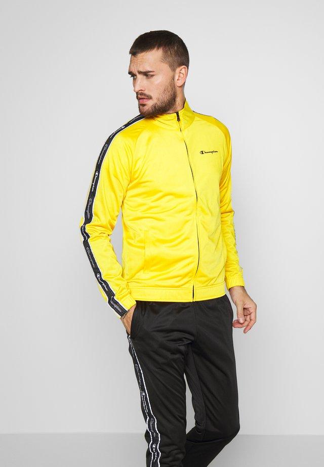 TRACKSUIT TAPE - Träningsset - yellow