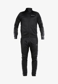 Champion - TRACKSUIT TAPE - Chándal - black - 6