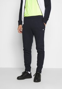 Champion - HOODED FULL ZIP SUIT - Chándal - dark blue - 3
