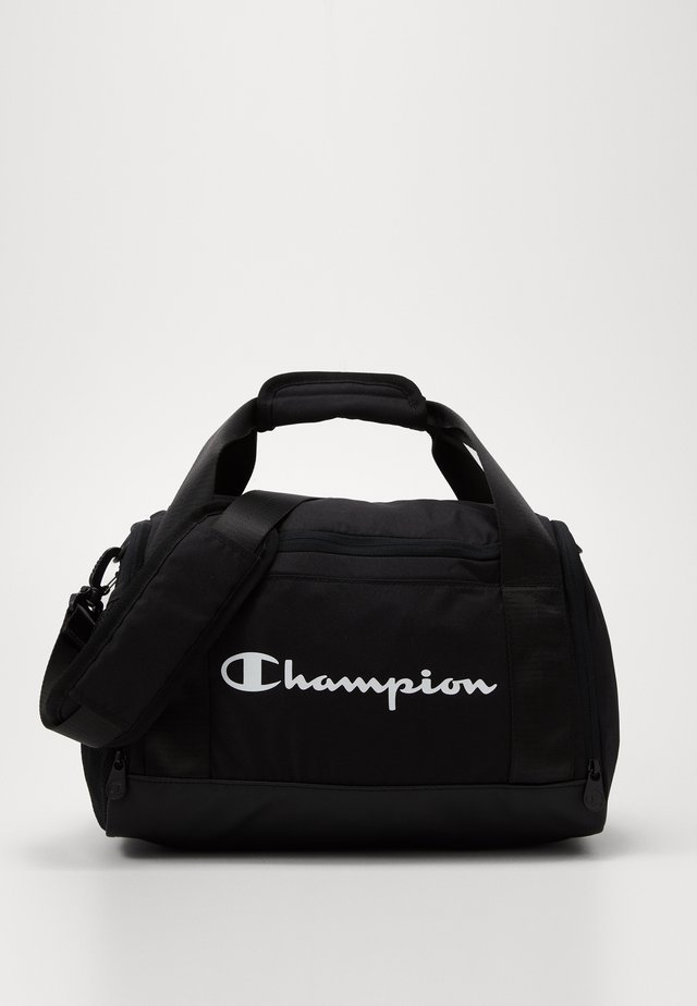 EXTRA SMALL DUFFEL - Sac de sport - black/white