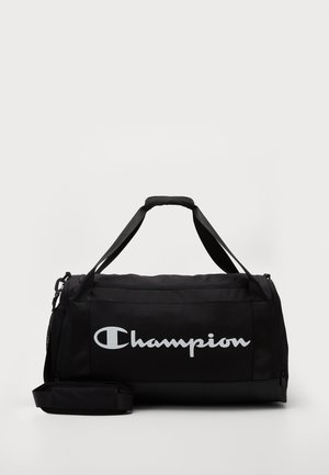 MEDIUM DUFFEL - Sporttas - black/white