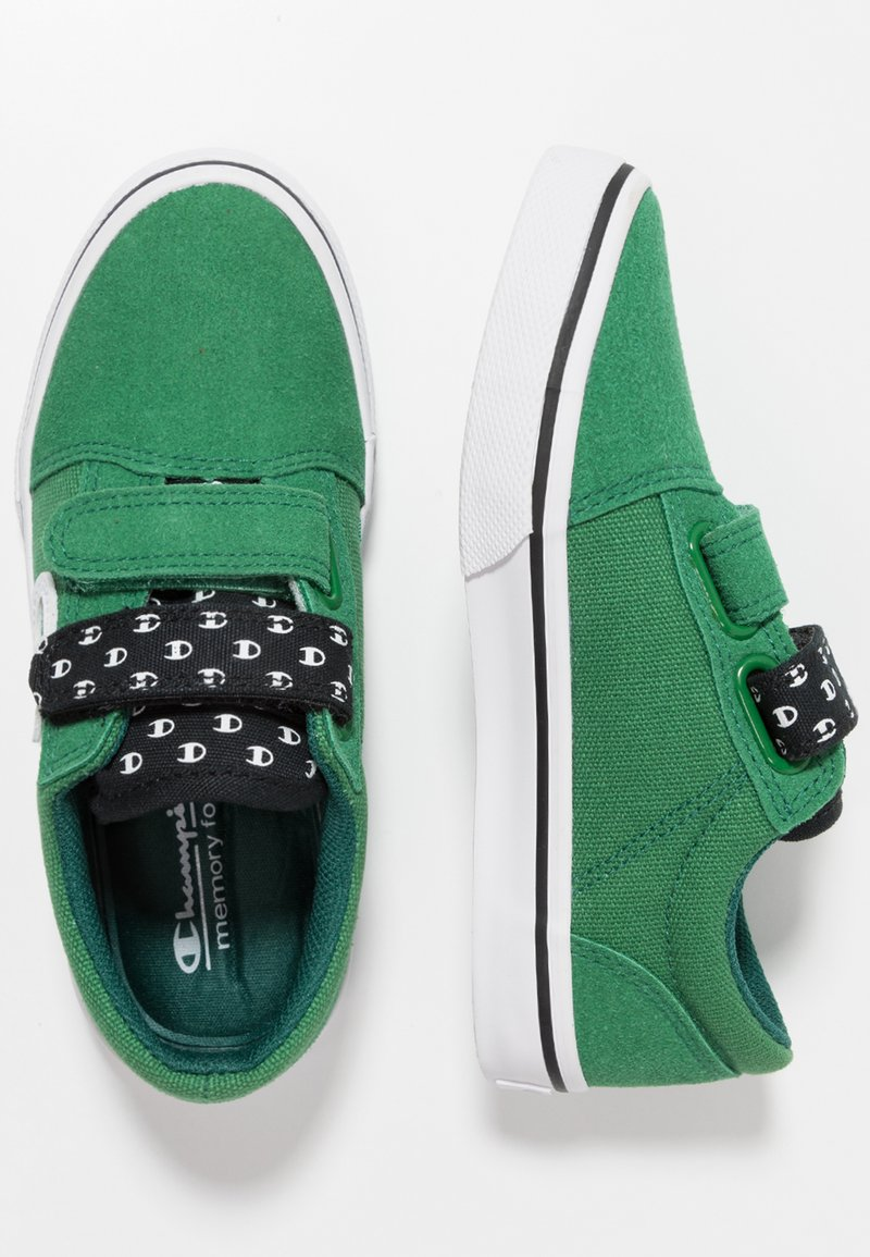 Champion - LOW CUT SHOE 360 - Sports shoes - green