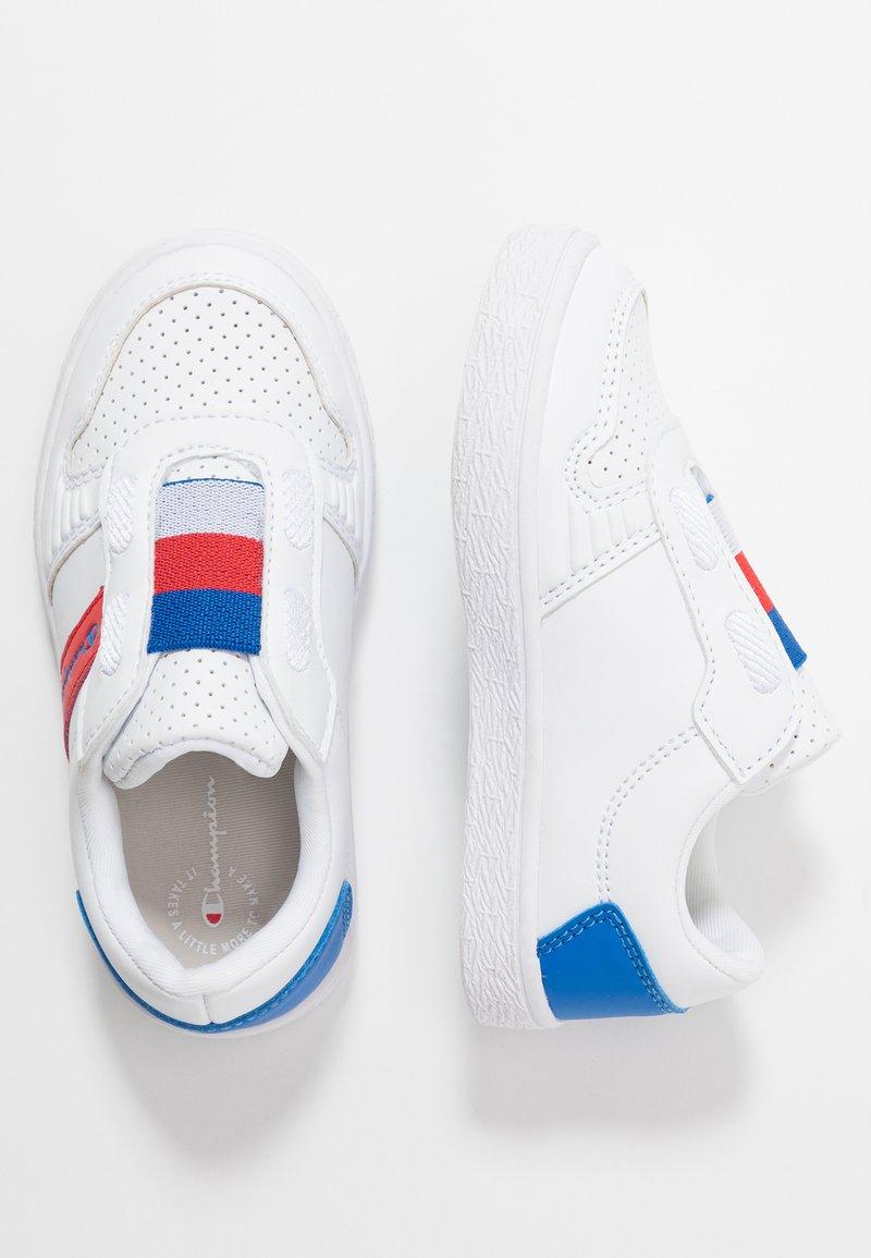 Champion - LOW CUT SHOE DINO - Zapatillas de entrenamiento - white