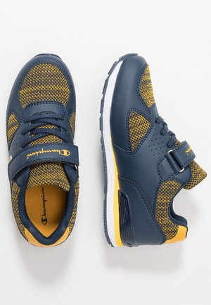 SHOE ERIN - Trainings-/Fitnessschuh - navy/yellow