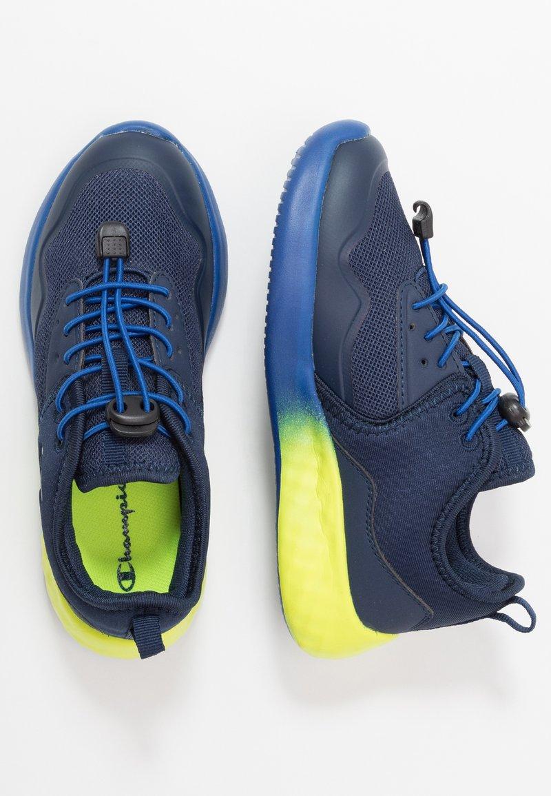 Champion - LOW CUT SHOE SPINNER - Obuwie treningowe - navy/blue