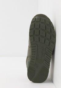 Champion - LOW CUT SHOE ERIN - Scarpe da fitness - dark green - 5