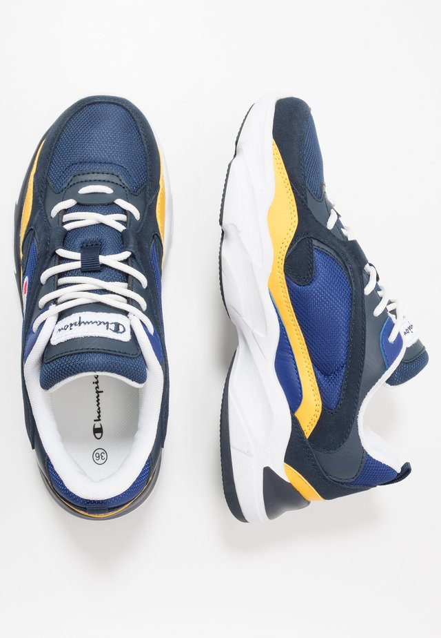 LEGACY PLUS LOW CUT TAMPA - Sports shoes - navy