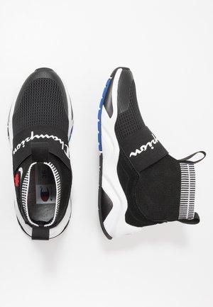ROCHESTER LOW CUT SHOE RALLY PRO - Zapatillas de entrenamiento - new black