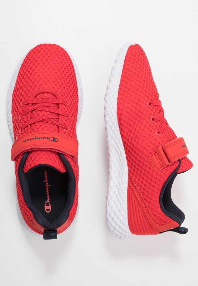 LEGACY LOW CUT SHOE SPRINT - Sports shoes - red