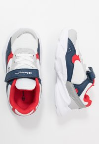 Champion - LEGACY LOW CUT SHOE PHILLY  - Obuwie treningowe - white - 0
