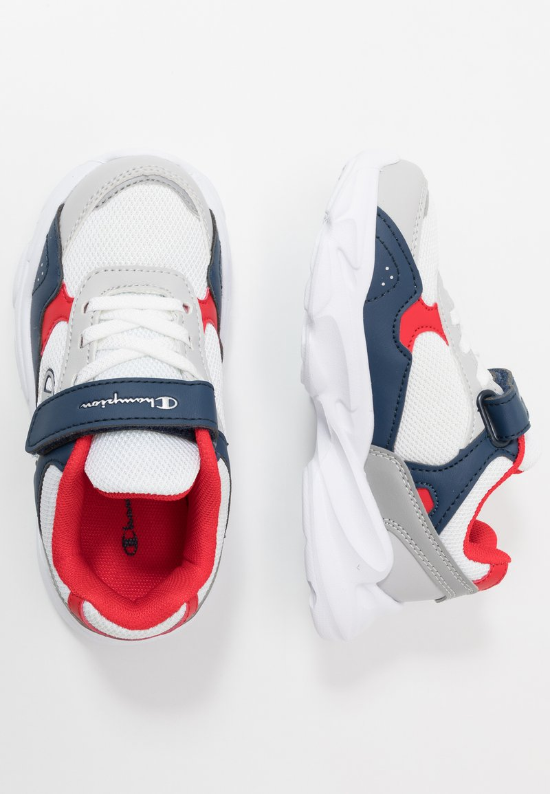 Champion - LEGACY LOW CUT SHOE PHILLY  - Sports shoes - white