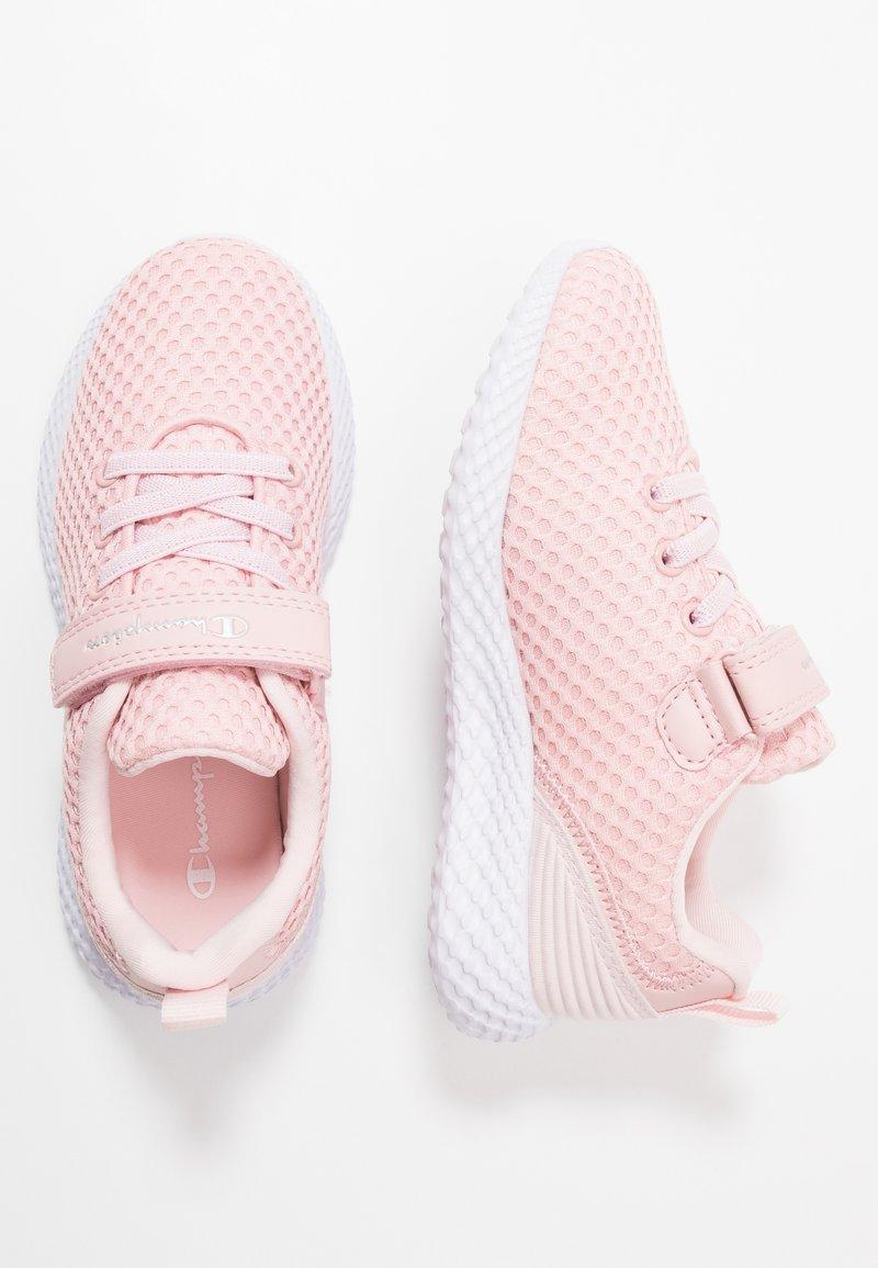 Champion - LEGACY LOW CUT SHOE SPRINT - Zapatillas de entrenamiento - soft pink
