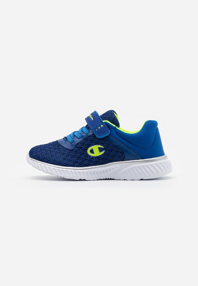 LOW CUT SHOE SOFTY - Sports shoes - royal blue