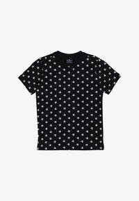 Champion - AMERICAN CLASSICS CREWNECK - Print T-shirt - black/white - 2