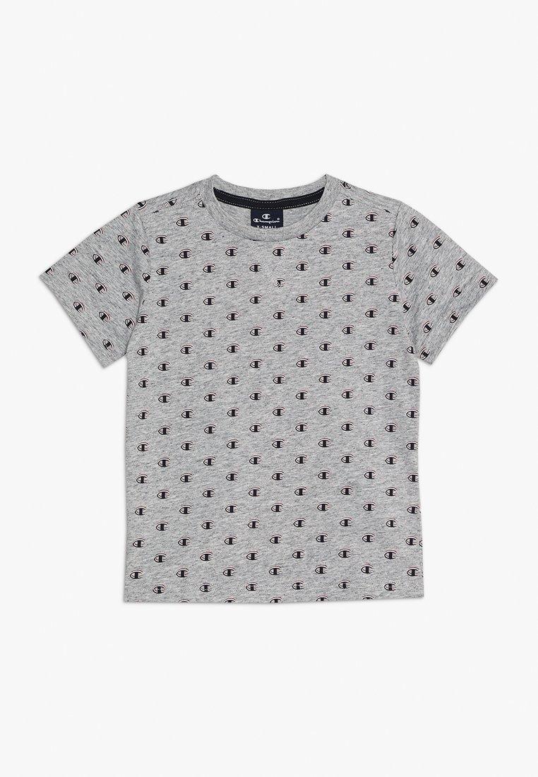 Champion - AMERICAN CLASSICS CREWNECK - T-Shirt print - grey