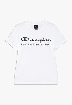 AMERICAN CLASSICS CREWNECK - T-shirt imprimé - white
