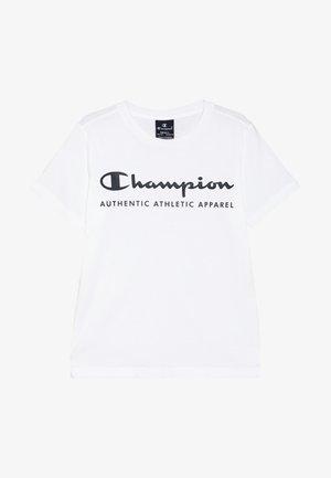 AMERICAN CLASSICS CREWNECK - Print T-shirt - white