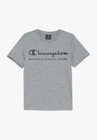 Champion - AMERICAN CLASSICS CREWNECK - Triko spotiskem - grey melange - 0