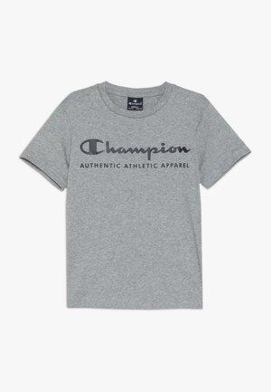 AMERICAN CLASSICS CREWNECK - T-shirts print - grey melange