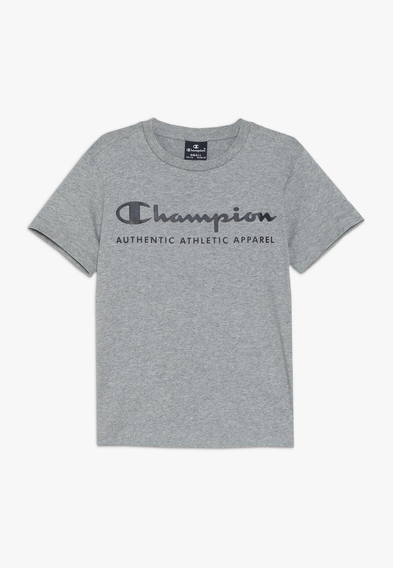 Champion - AMERICAN CLASSICS CREWNECK - T-Shirt print - grey melange