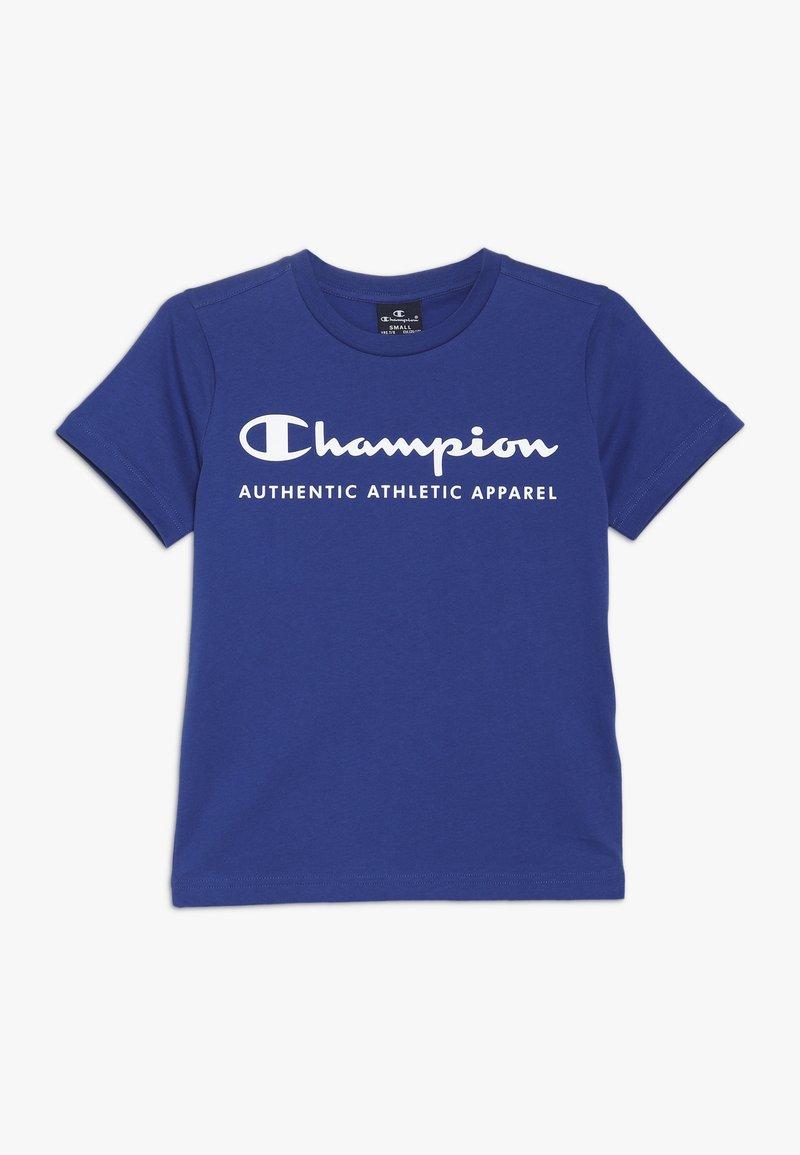 Champion - AMERICAN CLASSICS CREWNECK - Triko spotiskem - royal blue