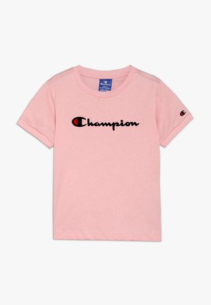 ROCHESTER CHAMPION LOGO CREWNECK - T-shirt print - light pink