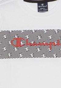 Champion - CHAMPION X ZALANDO - T-shirts print - white - 3
